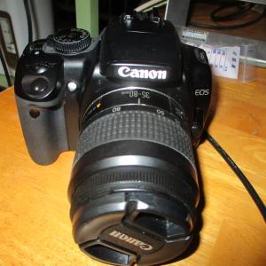 古い古いカメラを貰いましたが