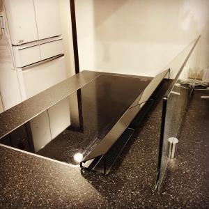 横並びIHのキッチンにした結果