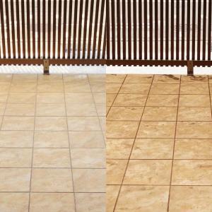 テラス掃除ケルヒャー使用体験