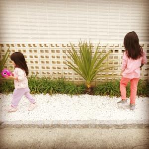 見た目だけで満足?使える庭づくり