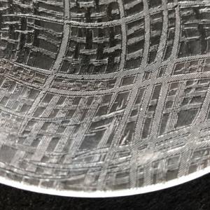 昭和型板ガラスのリメイクアイテムがレトロおしゃれ過ぎてそれしか勝たん