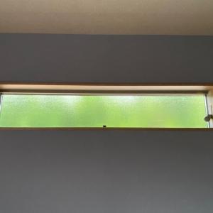 窓ガラスの網戸問題。。。。。。