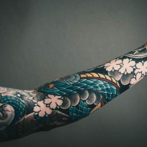 【刺青(タトゥー)について思う事】人は結局見た目が大事