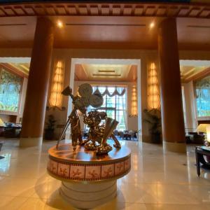 アンバサダーホテル宿泊レポ。