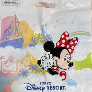 【アンバサダーホテル宿泊記④】使い古したTDRショッピング袋に入っていたモノはなんと…!