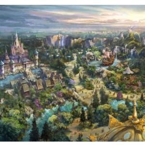 ディズニーシー新エリアが楽しみな今日この頃。おはようございます!