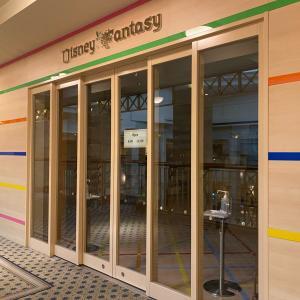 浦安ブライトンホテルのショップも短縮営業中〜。