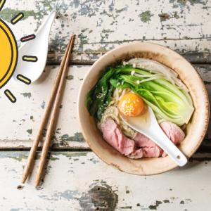 【めざましテレビ】気になる!家で食べたい健康意識の最新麺