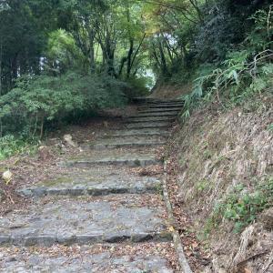 GoToキャンペーンで月山富田城いってきた