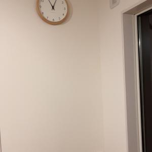 建売【リビングの壁インテリア】