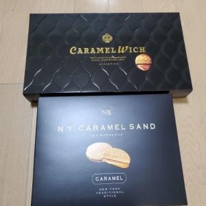 N.Y.CARAMEL SANDゲット!!