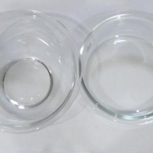 耐熱ガラスボール(今日のお買い物)