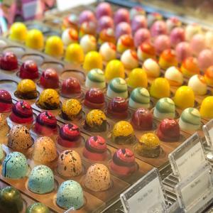 宝石みたいに美しいチョコレート【PARADAi Craft Chocolate】@ナショナルスタジアム駅