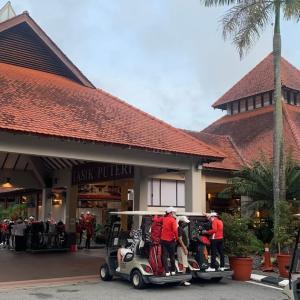 マレーシア生活 週末のゴルフ Tasik Puteri