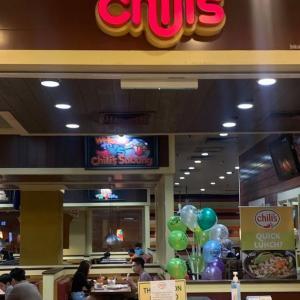 マレーシア生活 アメリカ料理 Chili's Grill & Bar