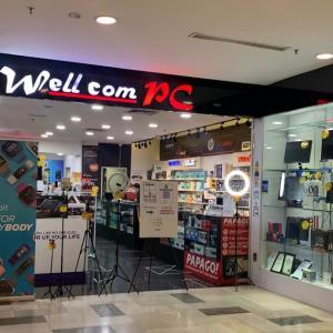 マレーシア生活 パソコン関係のお店 Wellcom PC