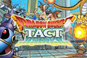 「ドラクエ」シリーズ最新作タクティカルRPG「ドラゴンクエストタクト」が事前登録開始!