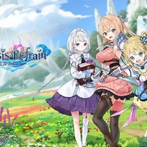 【新作】箱庭×美少女×癒し、RPG「マナシスリフレイン」