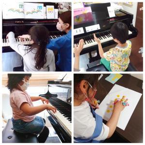 【リズムパターンに注目しよう!】ピアノ個人レッスンコース★小学1年生