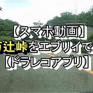 【スマホ動画】十万辻峠をエブリイで走る【ドラレコアプリ】