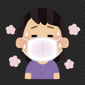 熱中症に注意!!(マスクは?)
