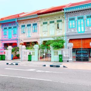 シンガポール・カトン地区を散策!実際はどんなところ?