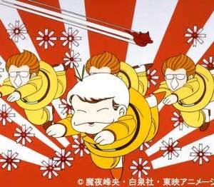 昭和のアニメも、今より盛り上がってましたよー。