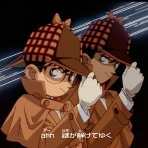 名探偵コナンの初代OP「謎」とかいう名曲wwwwwwwwww