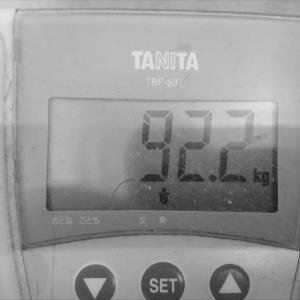ひさびさの体重報告~KTのダイエット