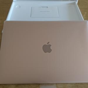 MacBook Air が届きました👍