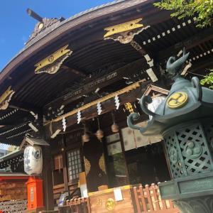 新宿中央公園に御鎮座「十二社熊野神社」 KT参拝192社目