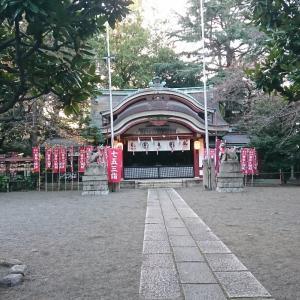 早稲田甘和泉園の隣に御鎮座される「水稲荷神社」 〜 KT参拝200社目
