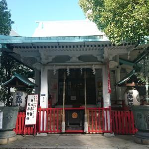 KT参拝208社目。日本橋に御鎮座。宝くじ当選祈願を行う神社「椙森神社」の御紹介。アクセス・御朱印
