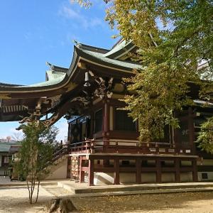KT参拝209社目。高田の馬場に御鎮座。「諏訪神社」の御紹介〜アクセス・御朱印・境内の様子