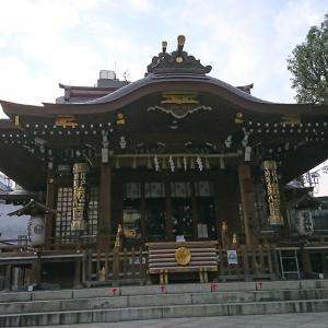 KT参拝217社目。目黒区最古の神社 酉の市でも有名な「大鳥神社」の御紹介 御朱印 アクセス