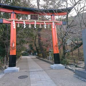 宇治上神社→宇治神社→平等院→懸神社へ  京都神社巡り