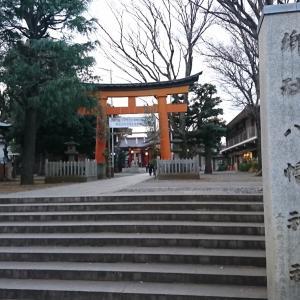 KT参拝227社目 品川区旗の台に御鎮座される「旗岡八幡神社」のご紹介