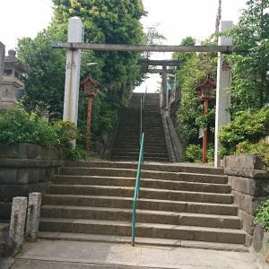 KT参拝281社目 新宿区筑土八幡町に鎮座される「筑土八幡神社」のご紹介