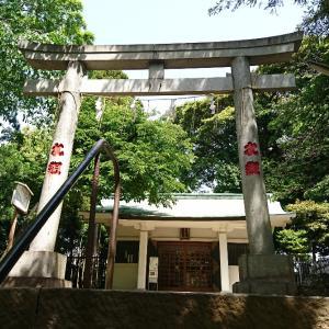 KT参拝288社目 に鎮座される「駒込富士神社」のご紹介