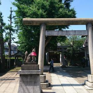 KT参拝304社目 墨田区押上に鎮座される「飛木稲荷神社」のご紹介