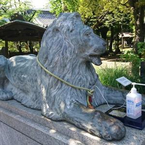 KT参拝305社目 墨田区向島に鎮座される「三囲神社」のご紹介