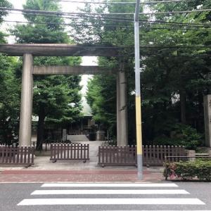 KT参拝307社目 台東区蔵前に鎮座される「第六天榊神社」のご紹介