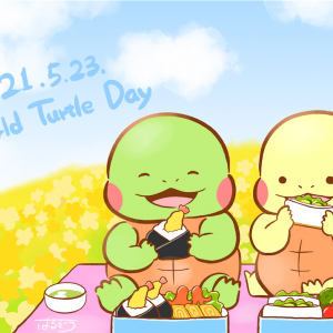 世界カメの日