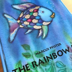 「幸せになれるはずない」Rainbow Fish の葛藤を英語で読んでみる