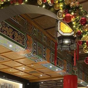 モーニングビュッフェとタピオカミルクティー☆松鶴レストラン/台北市士林区・圓山グランドホテル