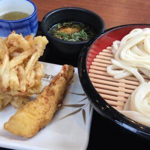 ササっと隙間にざるうどん☆丸亀製麺 小倉店/北九州市・三萩野エリア