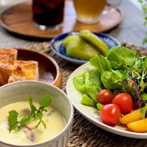 タイカレースープと冷やし中華☆おうち時間/つくってみた