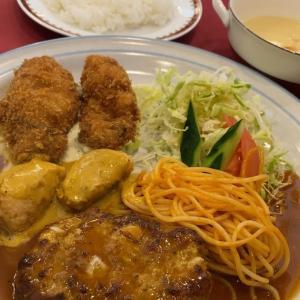 唐戸レトロのアットホームな洋食店 ☆ レストラン まつもと / 下関市・唐戸エリア
