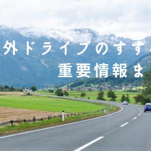 【海外ドライブのすすめ】海外旅行でドライブをする場合の情報まとめ