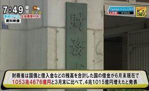 """三橋貴明「""""国の借金""""というウソ!」 政府の負債・日本国債所有者"""